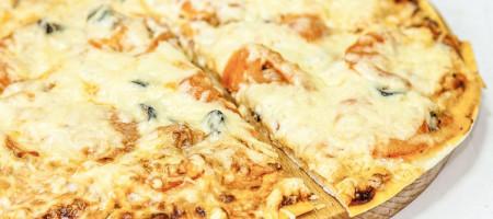 Пицца Дары моря